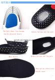 Semelles intérieures courantes de gel de voûte de support de sport de chaussure de sport orthotique de garniture