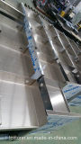 Boîte de stockage d'acier inoxydable d'OEM pour le marché superbe