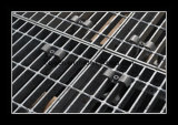 Steel padrão Grating Panel 20ft por 3ft