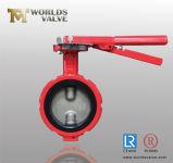 Válvula industrial de Demco (WDS)