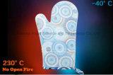 2016 длинняя и толщиная перчатка микроволновой печи силикона с изоляцией жары Sg16
