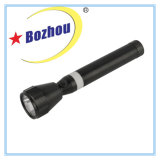 Longue portée Lampe torche rechargeable 3W LED Grossiste Bright Beam Torch
