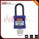 Cadeado do ABS com grilhão de nylon, fechamento Non-Conductive da segurança,