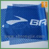 Изготовленный на заказ знамя сетки полиэфира, знамя сетки PVC для случаев спортов (TJ-B01)