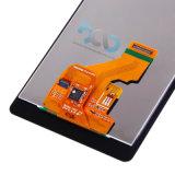 Верхний продавая экран касания индикации для панели Сони Z1 миниой LCD