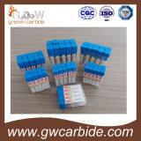 Karbid-Enden-Tausendstel für Ausschnitt/Werkzeugmaschinen HRC 60