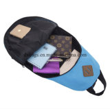 Women Girl Nylon Shoulder School Bag Mochila Viagem Satchel Mochila Arco-íris