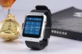 K8 de Androïde 4.4 Telefoons 2016 WiFi van Smartwatch Slim Horloge 4.4 het Horloge K8 Usmart van Bluetooth van de Camera van de Telefoon