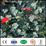 Sunwingの新製品のより安い性質PVC人工的な緑の壁の塀