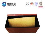 Silla plegable Banco de zapatos de madera con el almacenamiento