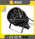 Wasserdichtes 18X10W Zoom LED PAR Can Stage Light