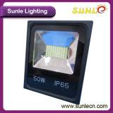 iluminação ao ar livre 6000lm do diodo emissor de luz do projector de 50W SMD