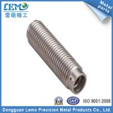 Knurling Metal Parts durch CNC Machining.