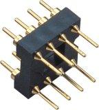 2.54mmのPin ICの男性のあたりで間隔をあけるH=3.0 7.62列