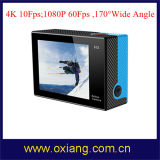 DoppelScreens WiFi 4k Sport Camera 1080P 60fps Action Camera