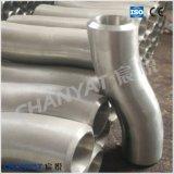 De Kromming A815 Wps32760 van het Kwart van het roestvrij staal (UNS S32760)