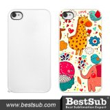 플라스틱 iPhone 4/4s 덮개 케이스 (IPK01)를 위한 Bestsub 디자인
