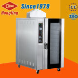 Certificado CE de la buena calidad 10 bandejas Gas Powered horno de convección de aire caliente horno de circulación