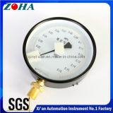正確さ0.25%の口径測定の使用の精密圧力計0.16MPa