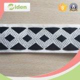 高品質の黒ダイヤパターンが付いている伸縮性がある布テープ