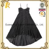 La mode de femmes vêtx la robe occasionnelle de dames