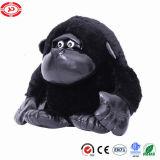 I capretti molli di qualità della peluche della gorilla hanno farcito il CE con il giocattolo dell'unità di elaborazione