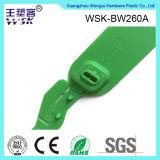 Selos de recipiente plástico materiais da segurança de Prodcuts PP da maquinaria