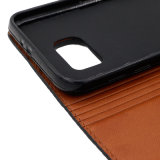 新しいFax MobileかiPhoneのためのCell Phone Cases Leather Case