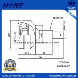 Joint 25-24-58.4 (NYCT-6031) de la commande de direction de voiture de Citroen C.V.