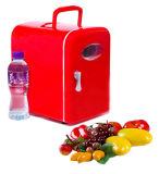 Mini frigorifero di Fasionable 4 litri con DC12V, AC100-240V, per il raffreddamento e scaldare