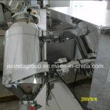 Tridimensional mezclador granulador para todo tipo de polvo seco