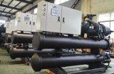 Refrigerador de agua del sistema de enfriamiento para el mezclador