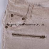 Pantalones de la muchacha de la impresión del rayón de la alta calidad para el verano