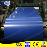 Prepintado Steel Coil PPGI steel Blue Color