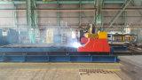 Plasma do CNC de Hypertherm Hsd130 e máquina de estaca da flama