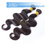 5A Grade Virgin Peruvian Hair Extension, Remy Virgin Peruvian Menschenhaar Weaving (KBL-pH-BW)
