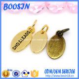 De aangepaste Mini Ovale Charme van het Embleem van de Vorm voor Juwelen