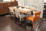 [جبنس ستل] طاولة خشبيّة رخاميّة ([إ-34])