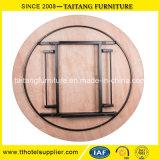 中国の工場安い円形の金属のDninner党表