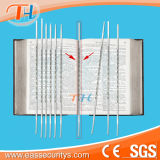 Double fin de support de Side Security Strip pour Book