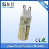 Bulbos superiores do diodo emissor de luz do diodo emissor de luz G9 do diodo emissor de luz 3W das vendas G9