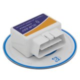 Mini strumento automatico dello scanner di Bluetooth OBD2 dell'interfaccia di Obdii Elm327