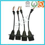 Uitrusting van de Kabel van de Uitrusting van de Draad van de Auto van de assemblage H4 de Lichte pvc Verpakte