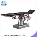 Nuevo tipo mesa de operaciones con la elevación hidráulica