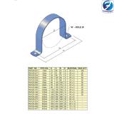 StandardSaddle Clamp für Steel Pipe (FM125)