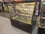 Réfrigérateur de base de marbre commercial d'étalage d'étalage de gâteau de bonne qualité