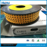 Kabel-Markierung mit Kabelbindern