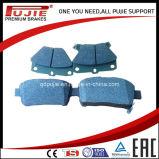 Garnitures de frein semi-métalliques de bonne qualité de véhicule de Celica pour Toyota