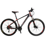 Vélo de montagne à extrémité élevé de bâti d'alliage d'aluminium de fourche de suspension de la vitesse 29er 30