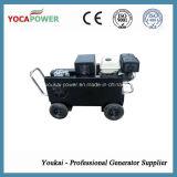 5kVA 전력 휴대용 용접공 및 공기 압축기 가솔린 발전기